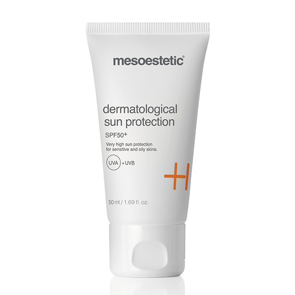 Dermalogical sun protection SPF 50+