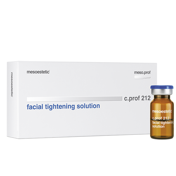 C.PROF 212 facial tightening solution