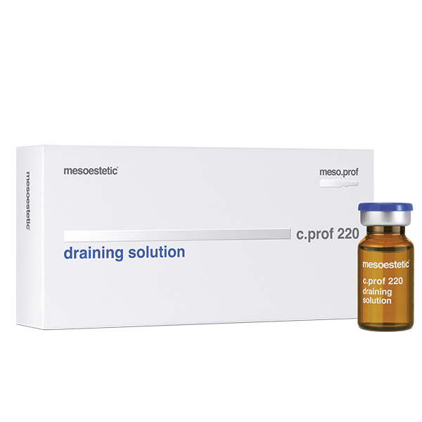 C.PROF 220 draining solution