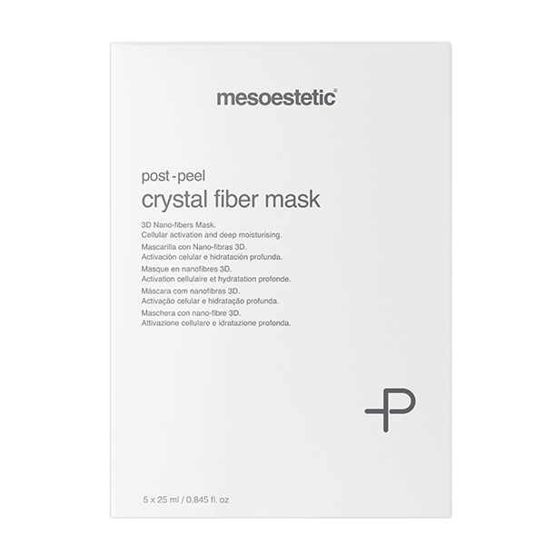 POST PEEL CRYSTAL FIBER MASK - 5 шт.