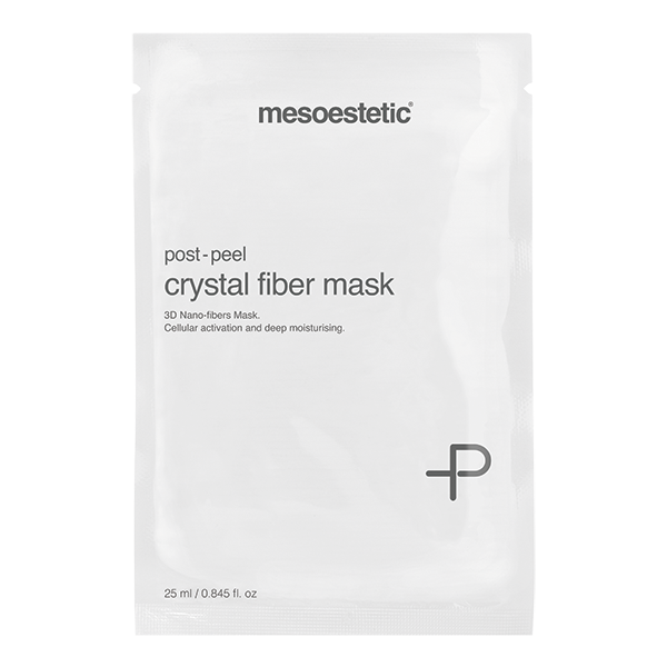 POST PEEL CRYSTAL FIBER MASK - 1 шт.