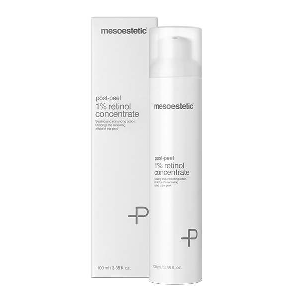 Retinol 1% concentrate (post-peel)