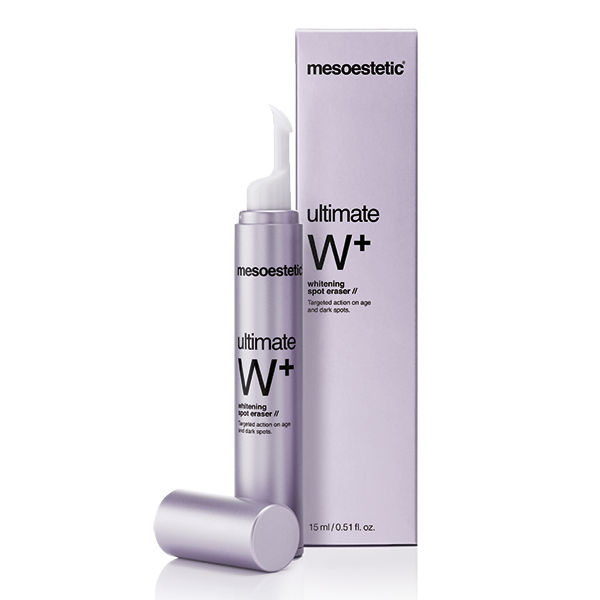 Ultimate W + Whitening spot eraser